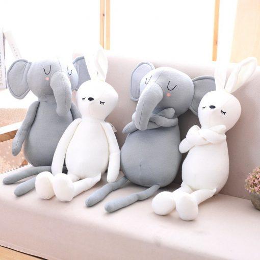 peluche-lapin-peluche-elephant