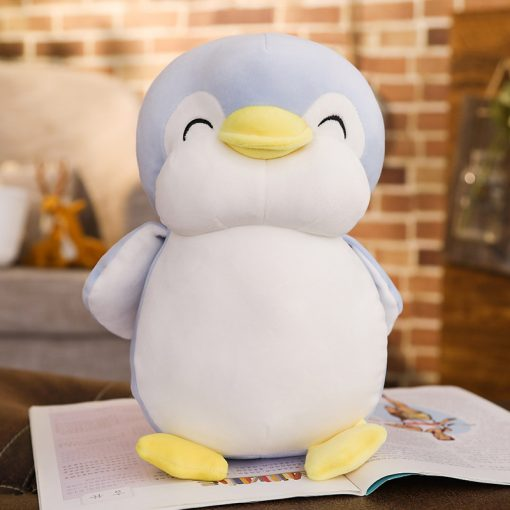 peluche-pingouin